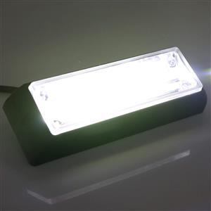 Cool White COB LED Emergency Hazard Warning Flash Strobe Lights 12V. Brand New Products.