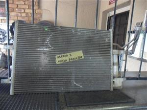 mazda 3 aircon radiator
