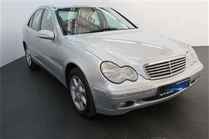 Mercedes C270 CDI stripping for spares