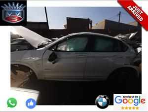 Bmw X4 stripping for spares