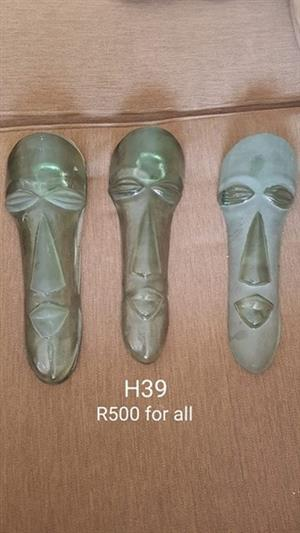 Glass masks