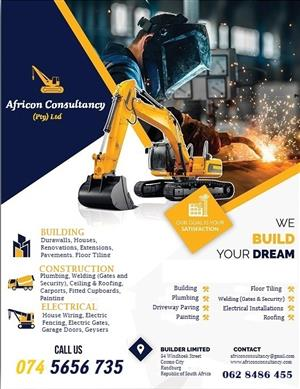 Construction and Maintanance at reasonable prices