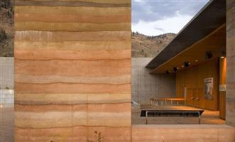 Rammed Earth Construction and Concrete Formwork
