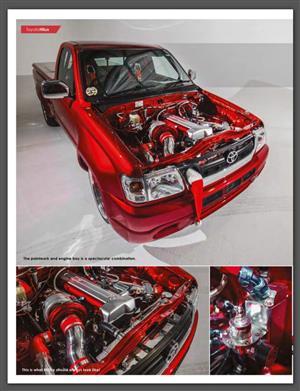 2005 Toyota Hilux single cab HILUX 2.0 VVTi P/U S/C