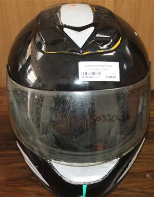 Motorbike helmet S033643S #Rosettenvillepawnshop