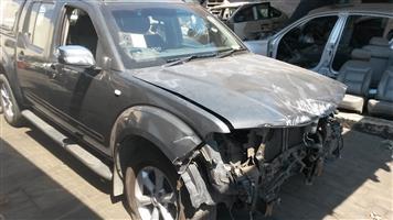 2008 Nissan Navara 2.5dCi