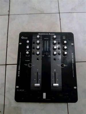 American DJ Mixer