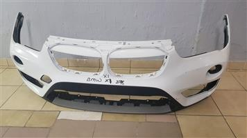 BMW X1 2018 FRONT BUMPER FOR SALE