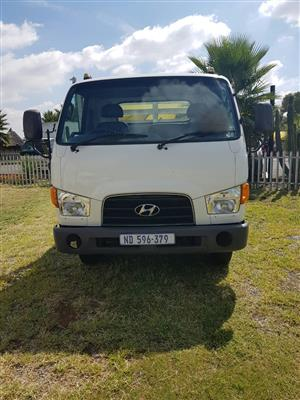 2013 Hyundai Mighty HD72 dropside for sale