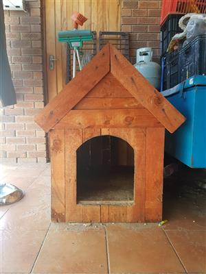Wooden Kennels for sale