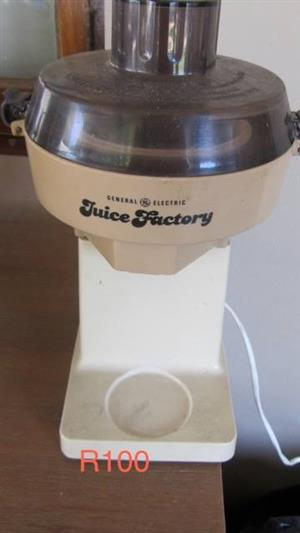 Juice factory juicer for sale