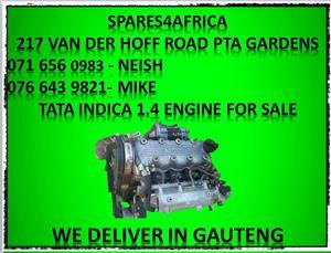 Tata Indica engine for sale