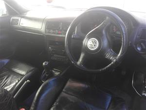 2002 VW Golf GTI