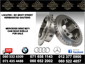 Mercedes benz m271 cam gear shell for sale