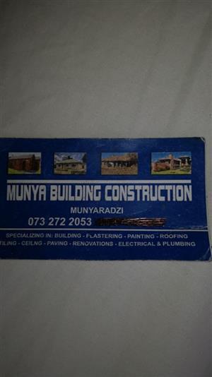 Munya Building Construction