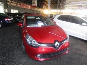 2013 Renault Clio 1.6 Dynamique