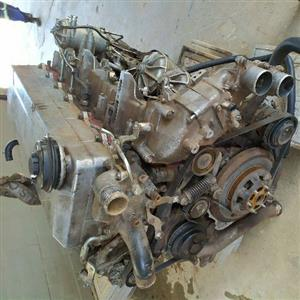 hino 700 E13C engine for stripping
