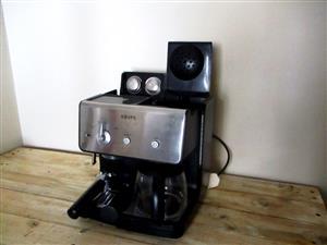 Krups coffee machine for sale