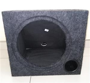 12 inch Single Recessed Car Speaker Box