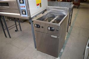 Large industrial fryer
