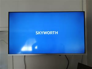 40 inch Skyworth Android (smart) TV for sale