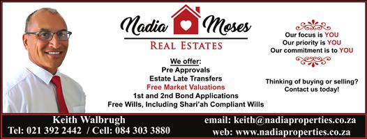 Nadia Moses Real Estates