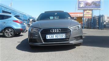 2018 Audi A3 1.8T SE