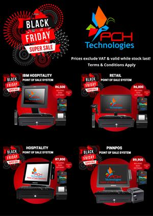 BLACK FRIDAY POINT OF SALE SPECIALS‼️
