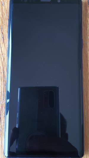 Samsung Galaxy Note 9 Ocean Blue 128GB