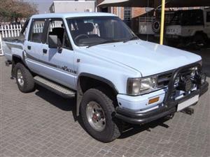 1987 Toyota Hilux 2.0 SRX