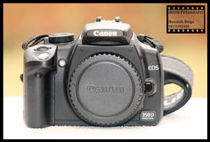 Canon EOS 350D - Body Only
