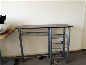 Kitchenette table