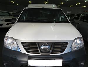 2017 Nissan NP200 1.6 16v S