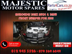 Mercedes benz bmw audi used bumper spares for sale