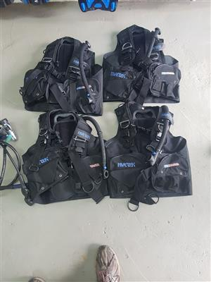 Scuba gear and accessories for sale