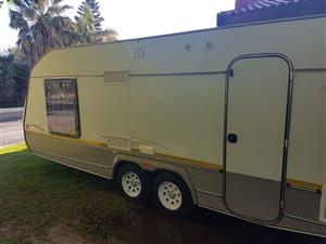 2012 Caravans Jurgens Caravans