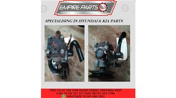 *POWER STEERING PUMP* - HY023 HYUNDAI ACCENT 2008 G4ED
