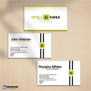 We Do Professional Business Cards