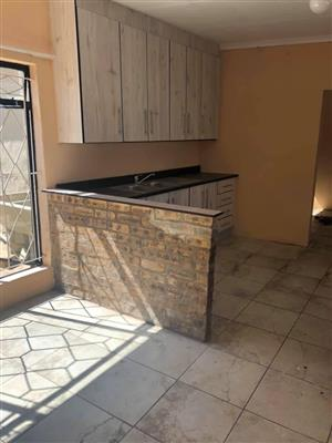 2 Bedroom place to rent in back yard.