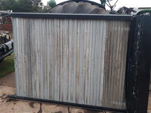 aluminium slider door