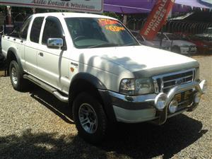 2004 Ford Ranger 4000 V6 SuperCab XLT