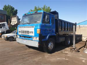 Nissan CW45 Tipper Truck for sale