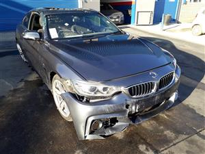 2014 BMW 4 Series 428i convertible Code 2