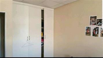 Clean Big Room with big Wardrobes on Vos str Sunnyside