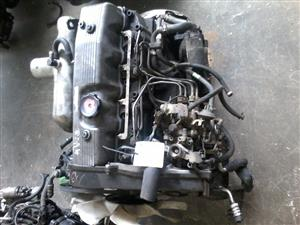 mitsubishi 4d56 engine for sale 2 5d complete low mileage