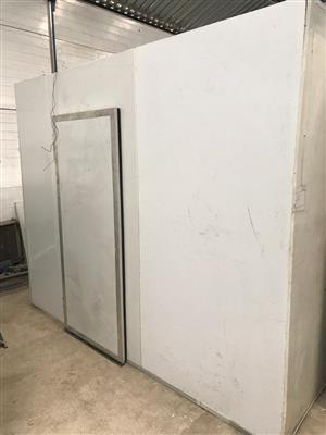 Brand New Freezer Room 150mm Poly