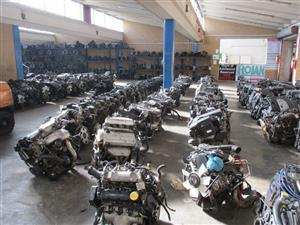 VW, Audi, Nissan, Toyota, Mazda, Hyundai, Complete engines for sale