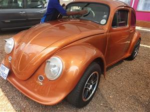 1980 VW Beetle 1.4TSI Sport