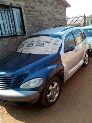Selling Chrysler Pt cruiser 2L