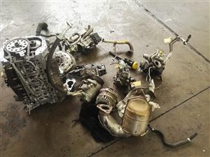 Nissan Xtrail 2.0 Diesel 2011 (M9R)  Engine Stripping for Spares